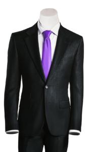 Prince schwarze Anzüge 12